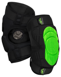 Planet Eclipse HD Core Knee Pads (green)