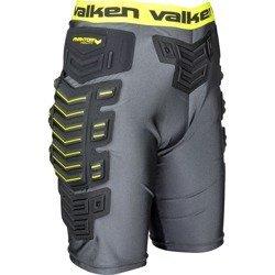 Valken Phantom Agility Slide Shorts (grey black neon)