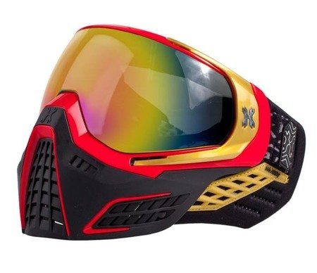 HK Army KLR Goggle element (red gold fusion)