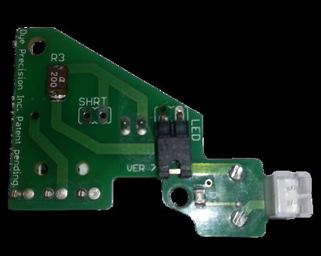 Dye Rotor Gearbox Circuit Board