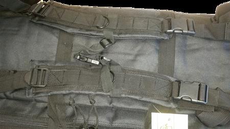 "Pokrowiec Valken Gun Case Double Rifle 36"" (green/olive)"